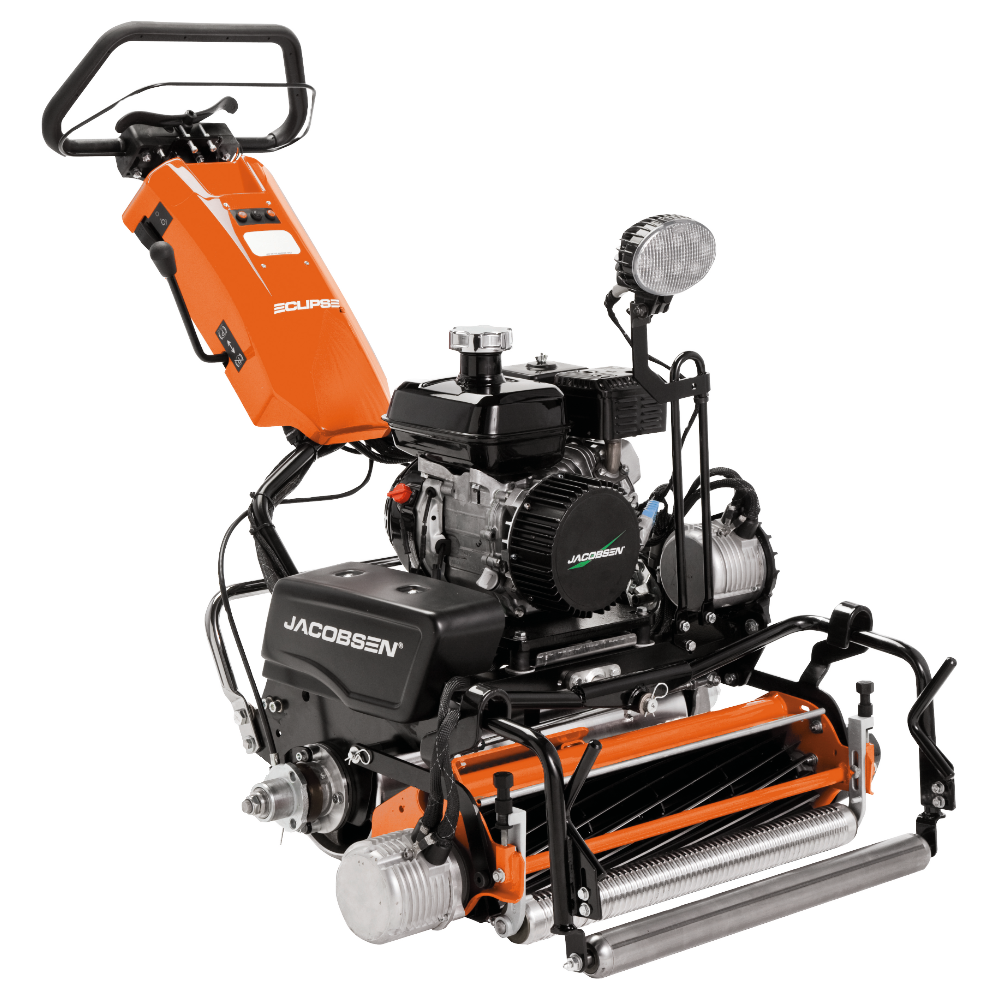 Jacobsen Mower Eclipse 2 Hybrid