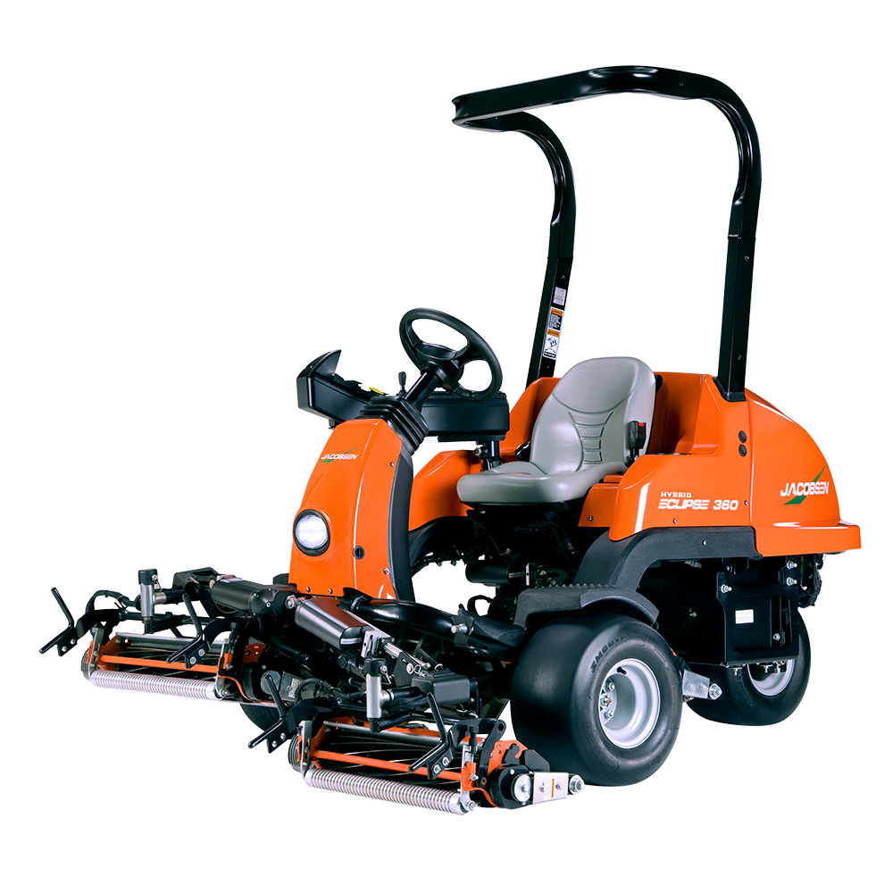 Jacobsen Mower Eclipse 360 Hybrid