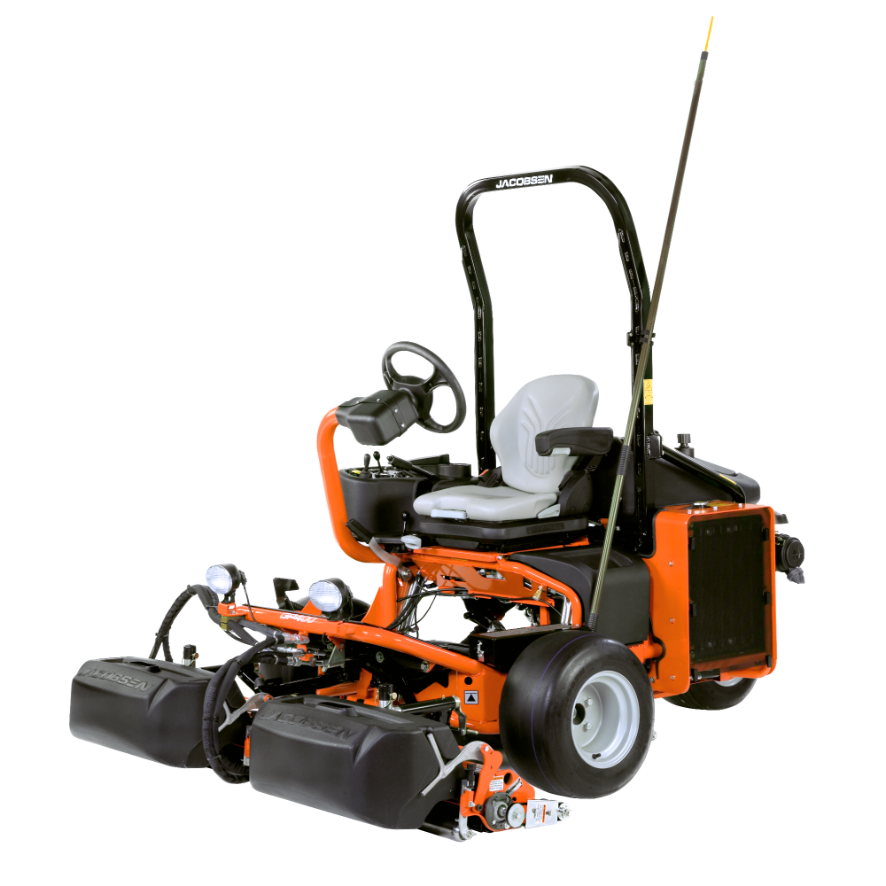 Jacobsen Mower GP400 Diesel
