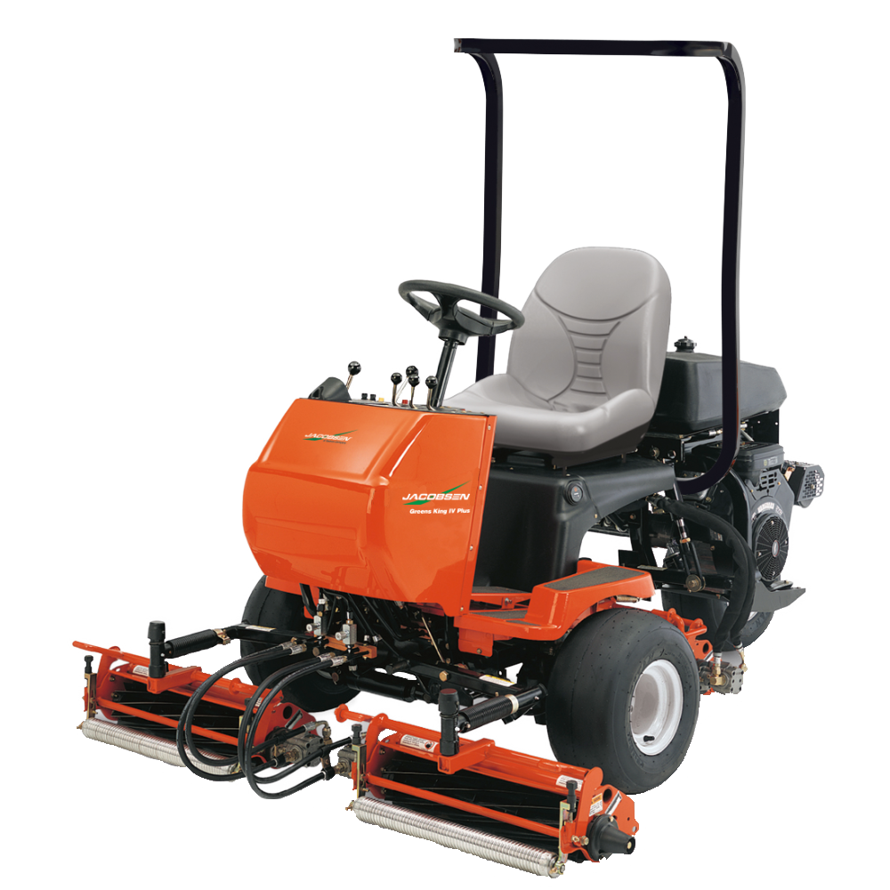 Jacobsen Mowers Greens King IV Plus