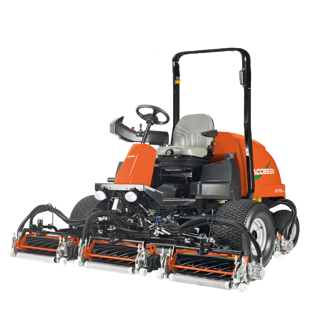 Jacobsen Mower LF570 T4I