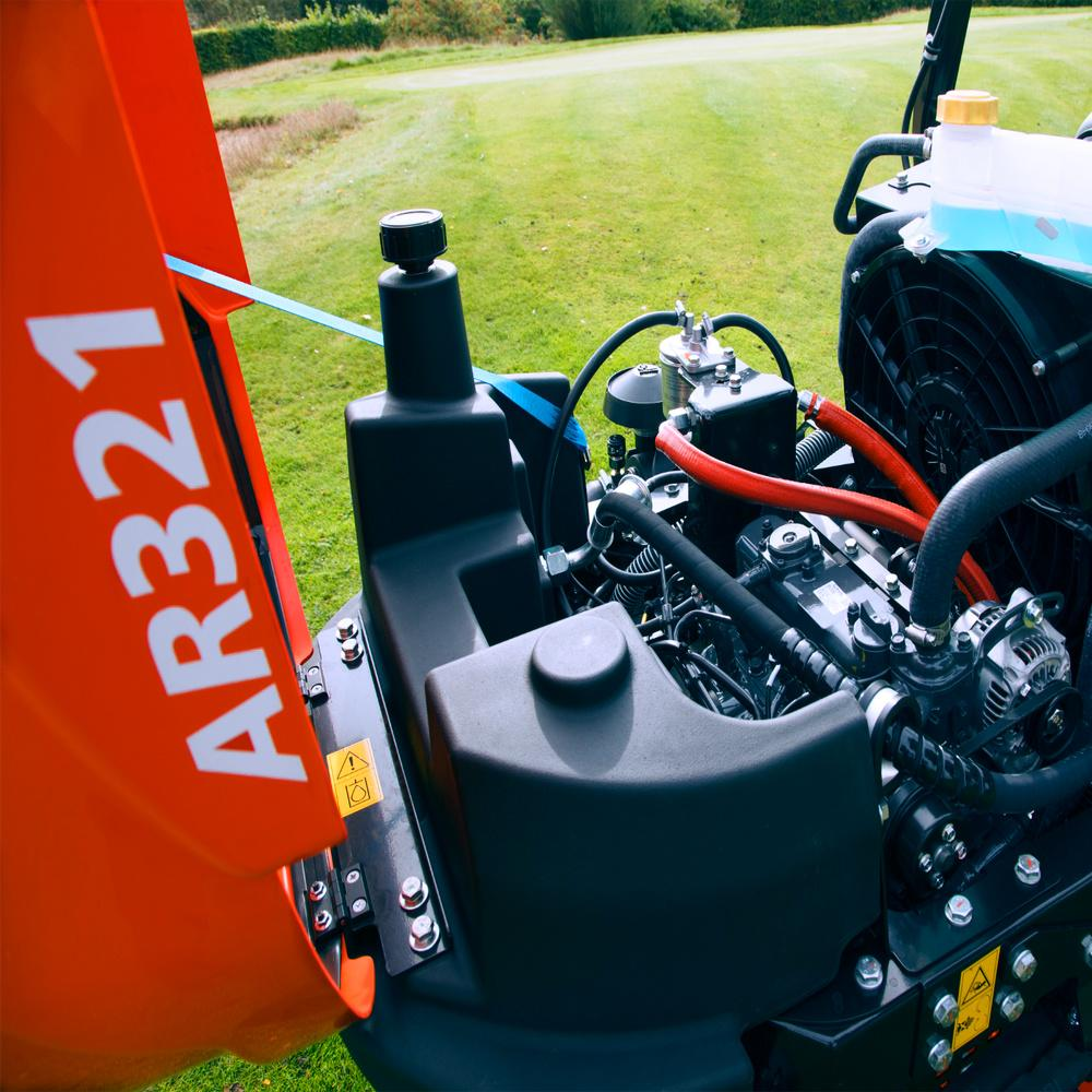 Jacobsen AR321 Mower with Trustworthy Kubota® Engine