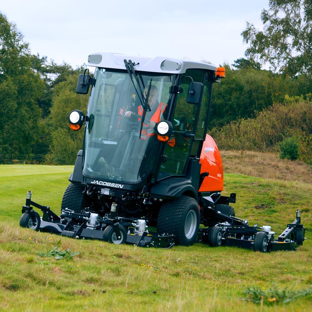 Jacobsen Mowers HR600 Low Weight